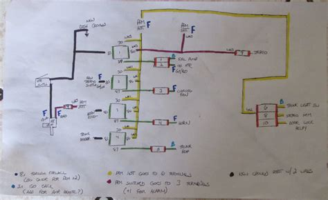 ford falcon ef stereo wiring diagram 36 wiring diagram