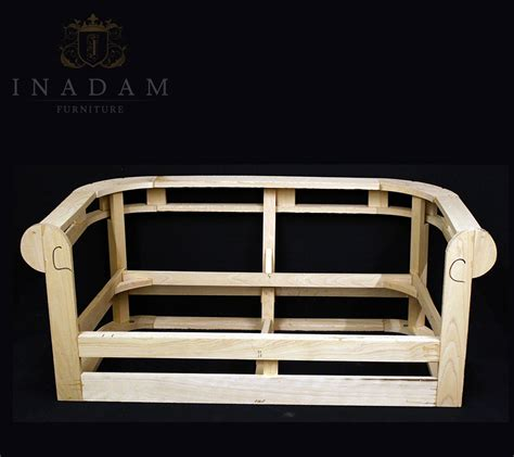 sofa frames for upholstery inadam furniture 187 frames for upholstery
