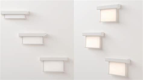 design milk gregory han window is a roller shade of simulated sunlight design milk