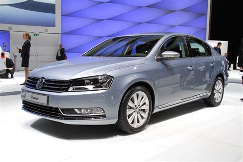 2011 Vw Passat by Vw Release Nms Sketches Just As It Unveils New European