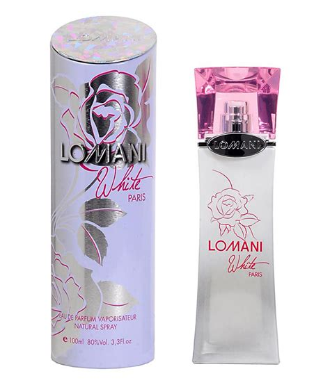 Lomani 100ml Edp Lomani White Edp 100ml Buy At Best Prices In