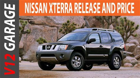 2018 nissan xterra release price new 2018 niisan xterra redesign price and release date