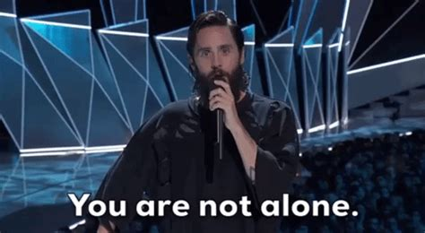 libro you are not alone you are not alone gifs find share on giphy