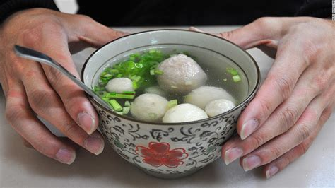 Would You Eat Fish Balls by Taiwan S 40 Best Foods And Drinks Cnn Travel