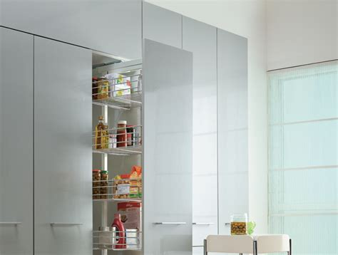 kitchen cupboard interior fittings tall units godrej kitchen fittings