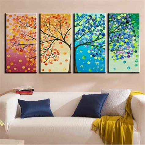 diy home painting ideen 111 moderne leinwandbilder selber gestalten