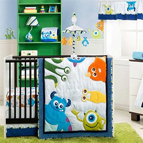 monsters inc toddler bed where to buy monsters inc 4 piece baby crib bedding set