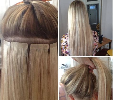 tap in hair extensions weft hair extensions brisbane hair human wavy