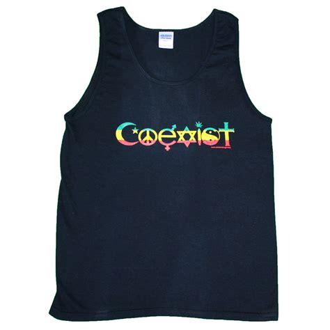 Tshirt Choose Peace 009 rasta coexist s tank top