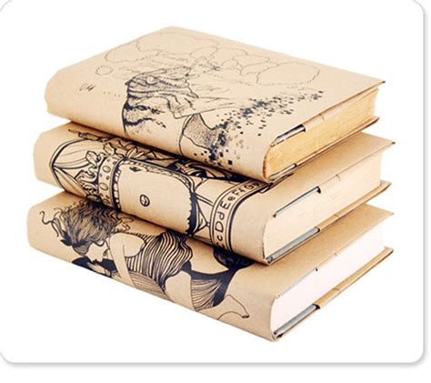 A Paper Book Cover - how to tuesday different kinds of book covers and when to