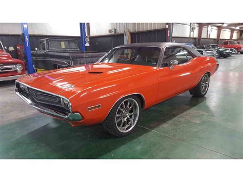 1971 dodge cars 1971 dodge challenger for sale classiccars cc 1042229