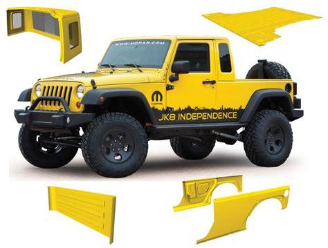 jeep truck conversion kit mopar 77070049ab mopar 174 jk 8 conversion kit for