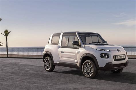 citroen mehari citroen reveals funky e mehari electric suv