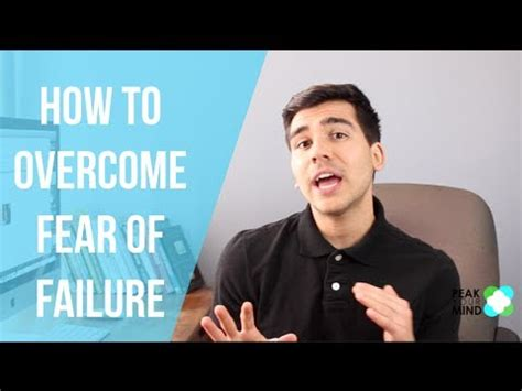 enough how to overcome fear of failure and perfectionism to live your best books how to overcome fear of failure 3 tips