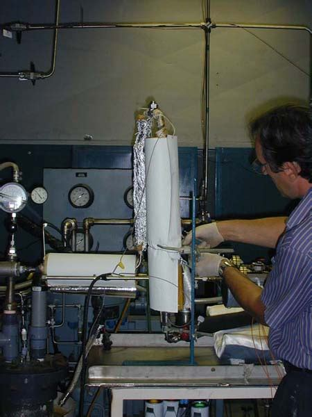 bench scale reactor cvmr 174 corporation pilot plants