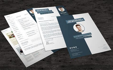 Indesign Vorlagen Kaufen 5 Indesign Templates F 252 R Eure Bewerbung Inkl Deckblatt Lebenslauf Klonblog