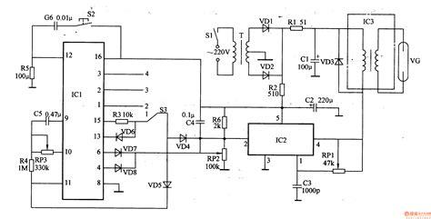 ozone sterilizer the 3th signal processing circuit