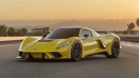 hennessey venom   front yellow wallpapers hennessey