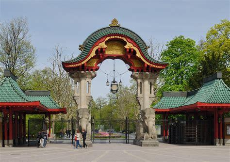 Zoologischer Garten Berlin Kostenlos by File Berlin Berliner Zoo Elefantentor1 Jpg Wikimedia