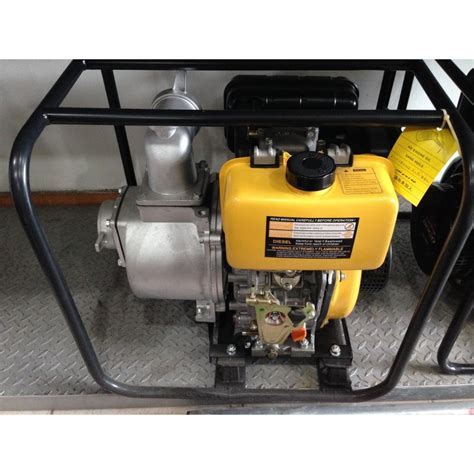 Selang Pompa Air 3 Inch Kipor Kdp 40 Pompa Air Diesel 4 Quot 6 3 Kw