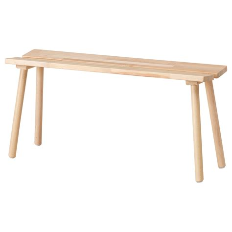bench products online ypperlig stool beech ikea