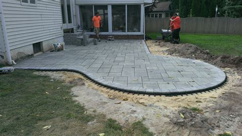 paver patios with pit paver patio with pit modern patio outdoor
