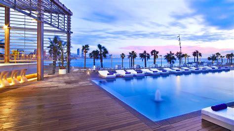 hotel w terrasse our top 5 hotel terraces in barcelona
