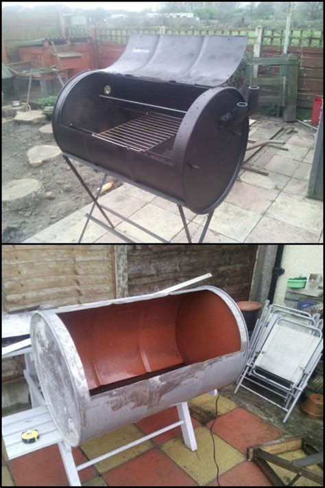how to build your own no weld drum bbq smoker your projects obn best 25 build your own smoker ideas on diy