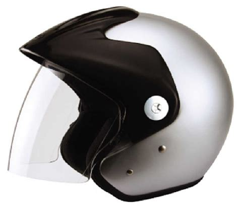 Helm Zeus Zs2100b Silver Size M zeus helmet jet 507 on wheels
