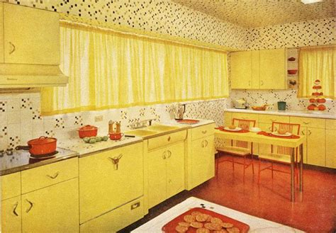 Sixties Home Decor by 1959 Was A Very Good Year For Kitchens Sears Modern Homes