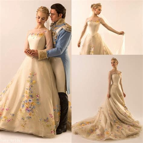Gaun Bordir Am 04 High Quality kualitas tinggi cinderella gown wedding dresses beli