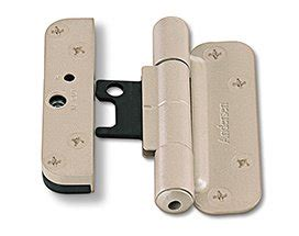 andersen 400 series door hinges 400 series frenchwood 174 hinged patio door