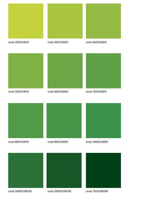 modern colour farbpaletten