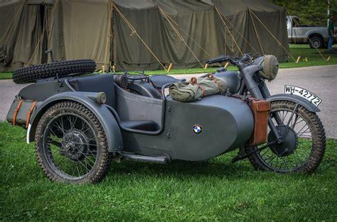 Bmw Motorrad Mit Beiwagen Wehrmacht by My Frankenbike Krad Rider Motorr 228 Der