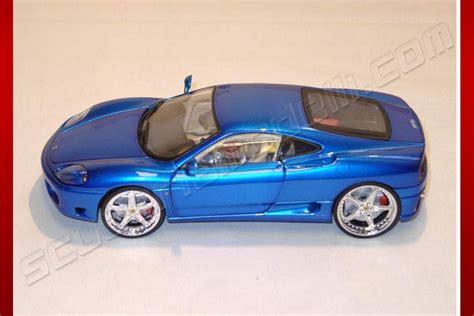 Wheels 360 Modena 1999 Editions mattel wheels 1999 360 modena blue metallic blue metallic