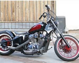 Honda Vlx Bobber Bobber Honda Shadow Vlx Custom Bikes And Ideas