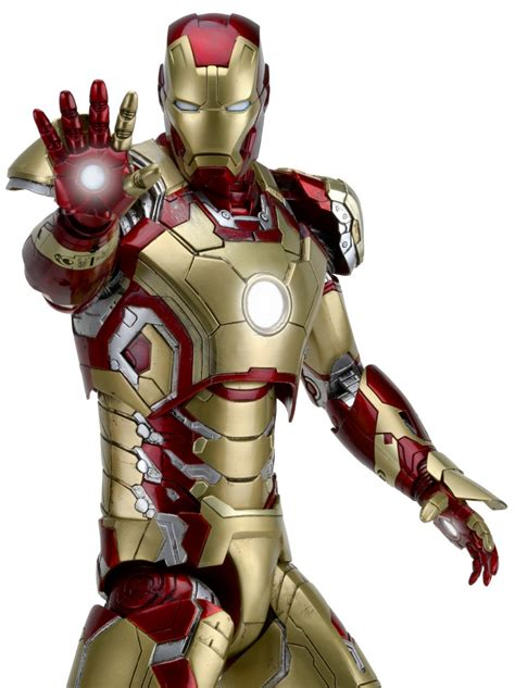 Toys Ironman 4 neca iron 3 1 4 scale iron 42 update the
