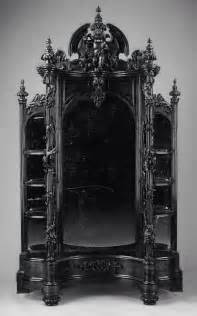 Nursery Bookcase Ideas Great Gothic Furniture When Darkness Falls