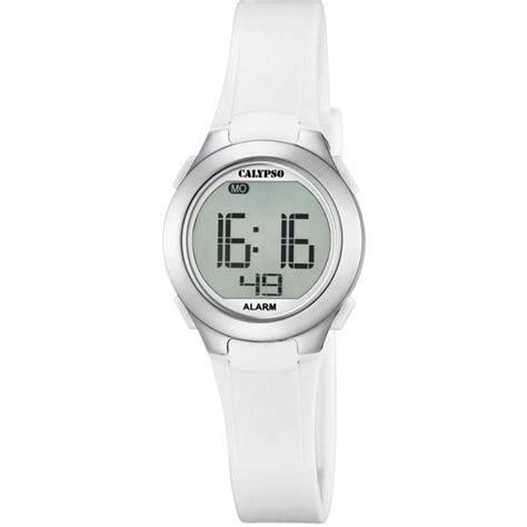 montre calypso k5677 1 montre chronographe ronde fille sur bijourama montre pas cher en ligne