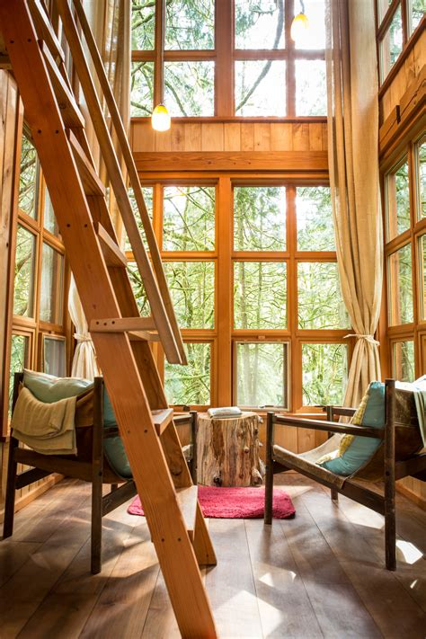 treehouse point retreat   raging river