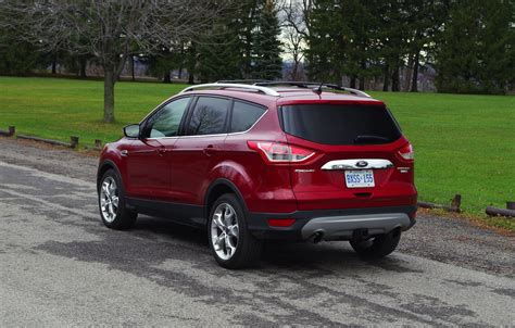 Ford Escape 2016 by Review 2016 Ford Escape Titanium Canadian Auto Review