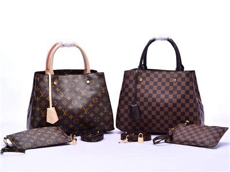 Tas Louis Vuitton Lv Zipper 86669 Tas Wanita Branded Kwalitas tas louis vuitton montaigne mm damier ebene semprem ap41056 grosir tas branded