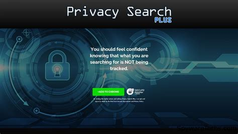 Search On Plus How To Remove Privacy Search Plus Add On Spywaretechs
