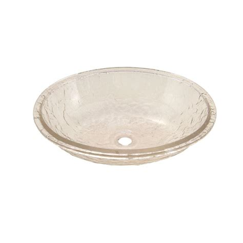 oceana sinks for bathroom jsg oceana undermount bathroom sink in crystal with