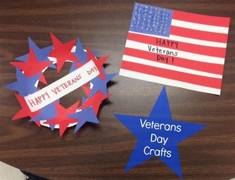veterans day crafts two simple veterans day crafts teaching crafts