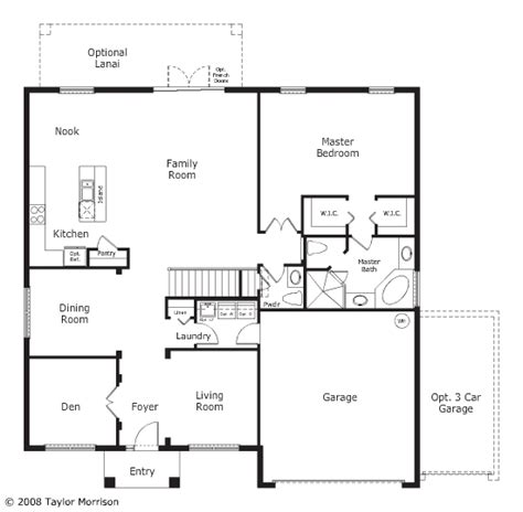 floor master bedroom house plans home planning
