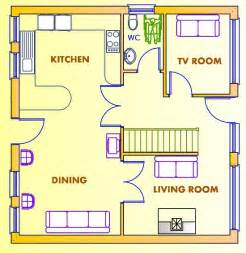 Ground Floor Plans House by Simple Ground Floor House Plan House Of Samples
