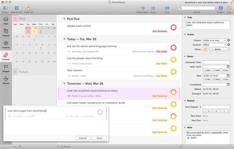 omnifocus workflow omnifocus 2 for mac enters testing will launch this