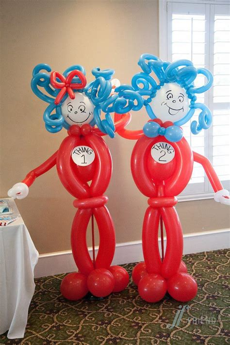 Thing 1 Thing 2 Decorations by 17 Best Images About Theme Dr Seuss On