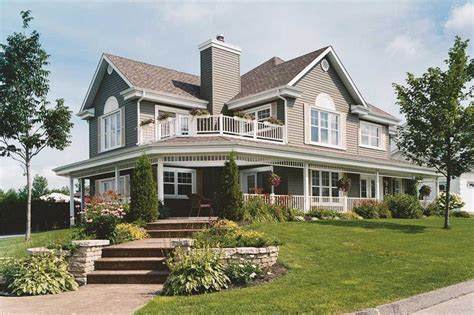 traditional country house plan 126 1132 4 bdrm 2528 sq